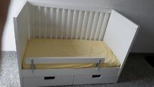 Babybett Stuva Ikea komplett