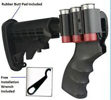870 Shotgun Pistol Grip Adjustable Stock W/Recoil Pad &Free Wrench For REMINGTON