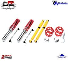 TA TECHNIX adjustable coilover kit for VW Bora 4WD + Sway bar links (1999-2005)