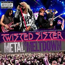 TWISTED SISTER-METAL MELTDOWN (3PC) (W/CD) (W/DVD) (US IMPORT) Blu-Ray NEW