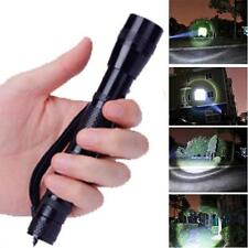 CREE XPE-R3 LED 1200 Lumens Lamp Clip Penlight Flashlight Torch Suit AA Battery