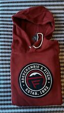 ABERCROMBIE AND FITCH MENS HOODIE JUMPER HOODY XXL