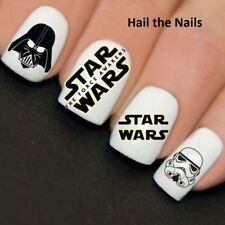 Star Wars Halloween Christmas Nails Nail Art Water Transfer Decal Wraps Y769