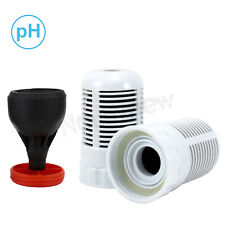 Seychelle pH2O Replacement Filters for pH Alkaline Water Pitcher Filter 2-PACK!!