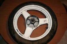 1986 Honda VFR 750F Rear Rim Wheel Tire OEM 82