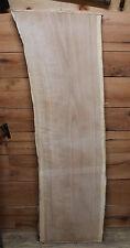 Wild Black Cherry  large Slab Woodwork Bar Top Air Dried lumber 73in 90