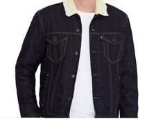 Levi's Men Sherpa Trucker Jacket (Levis authentic, brand new guaranteed)