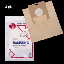 SAMSUNG 10 vacuum bags fits SC4010, SC4120, SC4127, 5500, 6013, 7700