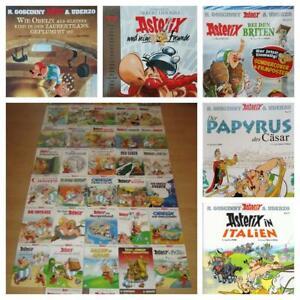 Asterix Obelix Bände zum aussuchen 1-38+12 Sonderbände Zustand ungelesen 1A TOP