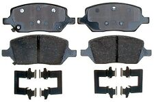 Disc Brake Pad-Ceramic Rear ACDelco 17D1093CH