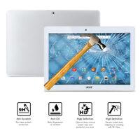 "Protector de Cristal de Vidrio Templado Tablet Acer Iconia One 10 B3-A10 10.1"""
