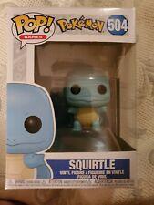 Pokemon - Squirtle Pop! Vinyl - FunKo