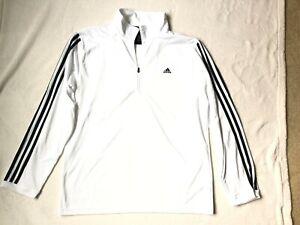 Mens Adidas Shirt, Long Sleeve, Size XL