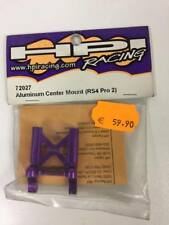 HPI Racing 72027 Aluminum Center Mount (RS4 Pro 2)