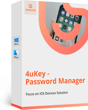 4UKey iOS Password Manager ✅ For windows ✅ Licence Key ✅
