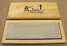 Dan's Whetstone Co. Translucent Hard Arkansas Sharpening Stone