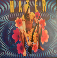 HATER Hater 2016 reissue 10-track remastered CD album NEW/SEALED