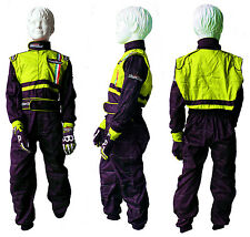 """Go-kart suit whole NEW MOD """"Hobby 14"""" in 65% Pol/35% Co Baby from 2 to 12 years"""