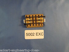 EE 5002 EXC Excellent Marklin HO 3 Rail Qtr Standard Curve Track 3600A1/4 Brass