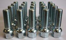 20 x M14X1.5 35 mm a lungo raggio esteso bulloni cerchi in lega adatta SEAT IBIZA CUPRA FR