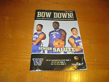 Abdul Gaddy Scott Suggs Azize N'Diay Washington (UW) Basketball Program 2012-13