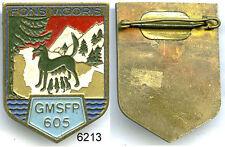6213 - INTENDANCE - G.M.S. 605