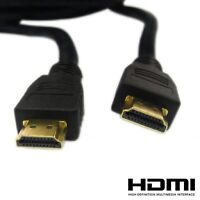 HDMI Cable Lead Premium v1.4 Gold High Speed HDTV 2k 4K UltraHD 1080p 3D