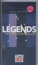RARE Time Life Music 3 CD Set SEALED 2004 Legends The Ultimate Rock Collection