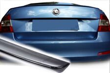 Skoda Octavia RS Spoiler III ab 2012 Heckspoilerlippe Sportliche Hecklippe Heck