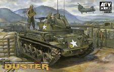 """CANON AUTOMOTEUR US M42A1 """"DUSTER"""" TANK, Vietnam - KIT AFV CLUB 1/35 n° 35042"""