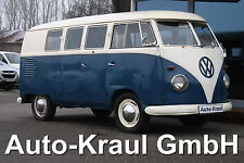 Volkswagen T1 Bus Matching Numbers mit Zertifikat Original deutsche Produktion