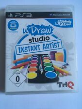 U Draw PLayStation 3 + Tablet + USB Stick