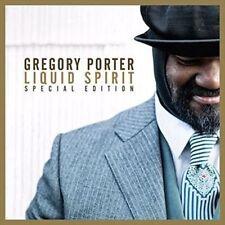 Gregory Porter Liquid Spirit Special Edition CD Album 5j