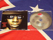 BUJU BANTON - make my day  4 trk MAXI CD 1993