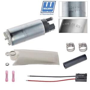 Genuine Walbro GSS342 Fuel Pump Whit Repair Kit For Chevrolet Geo Subaru 90-07