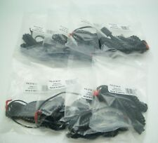 Lot of 8 U10P Polaris Cable RJ9 to QD Adapter Cable for Plantronic H-Top Headset