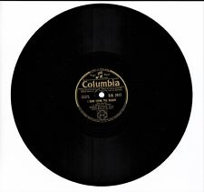 "SYDNEY MacEWAN I Saw From The Beach / Old House 78rpm 10"" Single Columbia DB2417"