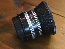 Exc. Carl Zeiss Jena Thorium Pancolar 1.8/50 adapted to Canon EF