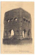 autun , le temple de janus  , antiquités romaine  -