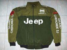 NEU Jeep GRAND CHEROKEE ZJ Fan-Jacke olivgrün jacket veste jas giacca jakka