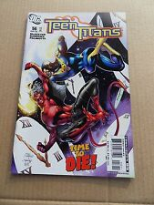 Teen Titans  56  . DC . 2008 - VF