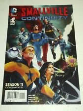 SMALLVILLE CONTINUITY #1 DC COMICS NM (9.4)