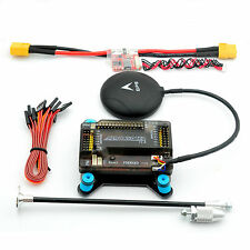 APM 2.8 Flight Controller w/ Shock Absorber NEO 6M GPS 5V 3A Power Module XT60