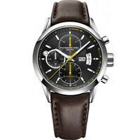 Raymond Weil Men's Freelancer 42mm Leather Band Automatic Watch 7730-STC-20021