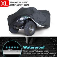 XXL Universal Waterproof ATV 4 Wheeler Cover Storage for Suzuki Kawasaki Yamaha