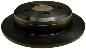 Disc Brake Rotor-Non-Coated Rear ACDelco 18A657A fits 94-98 Jeep Grand Cherokee