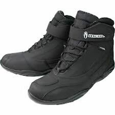 Summer 100% Leather Breathable Motorcycle Boots