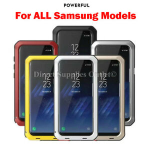 METAL GORILLA SHOCKPROOF ALUMINIUM CASE FOR SAMSUNG GALAXY S20 S10 S9 S8 PLUS