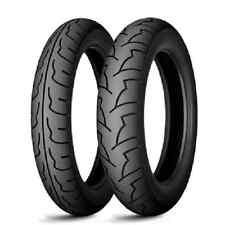 Pair of Michelin Pilot Activ Tires 3.25-19 + 4.00-18 / 19883 + 22600