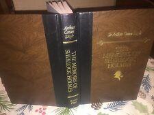 The Memoirs of Sherlock Holmes Doyle Readers Digest Hardcover Book +Insert